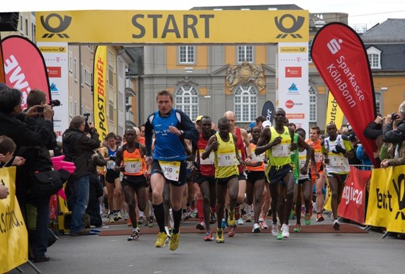 Kletterausrüstung Bonn : Bonn marathon joggen online