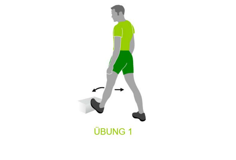 Dehnübungen Unterschenkel | Joggen Online