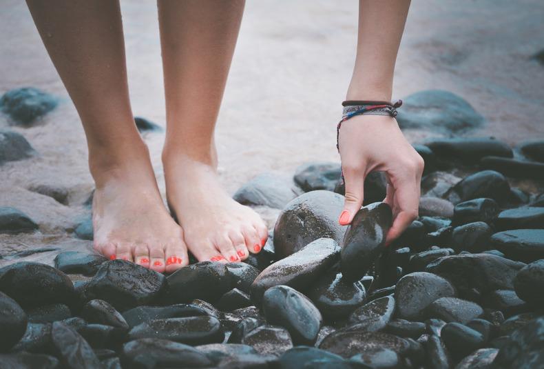 Fußsohlenentzündung