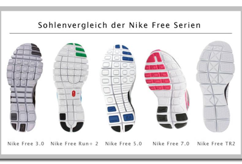 nike free run 3 zum joggen