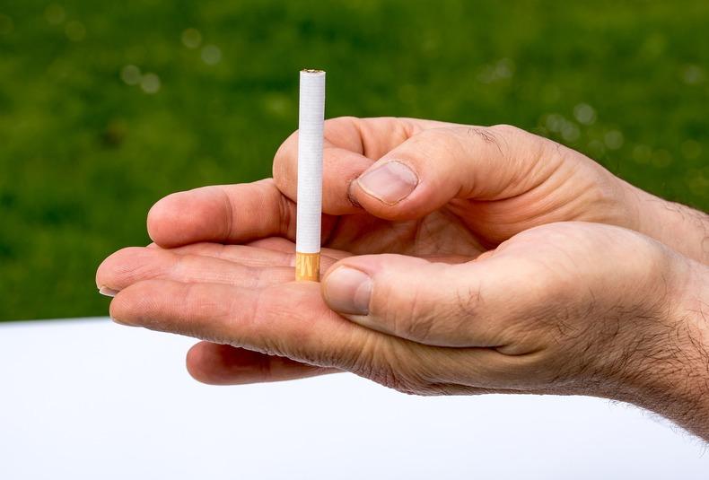 Rauchen Und Joggen