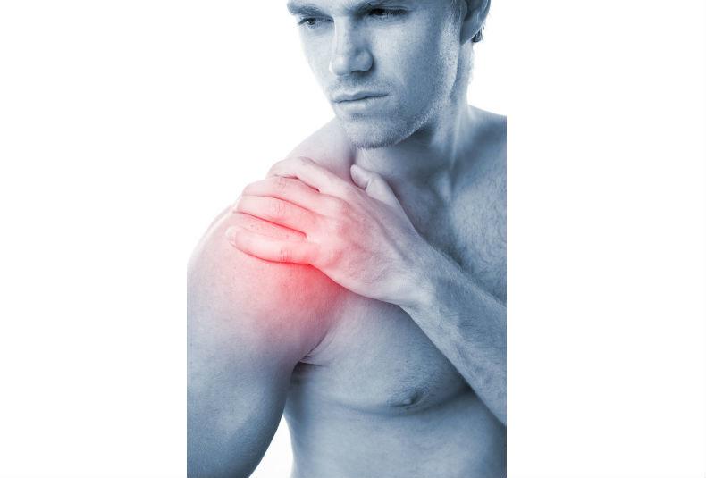 Schulterschmerzen - Joggen Online