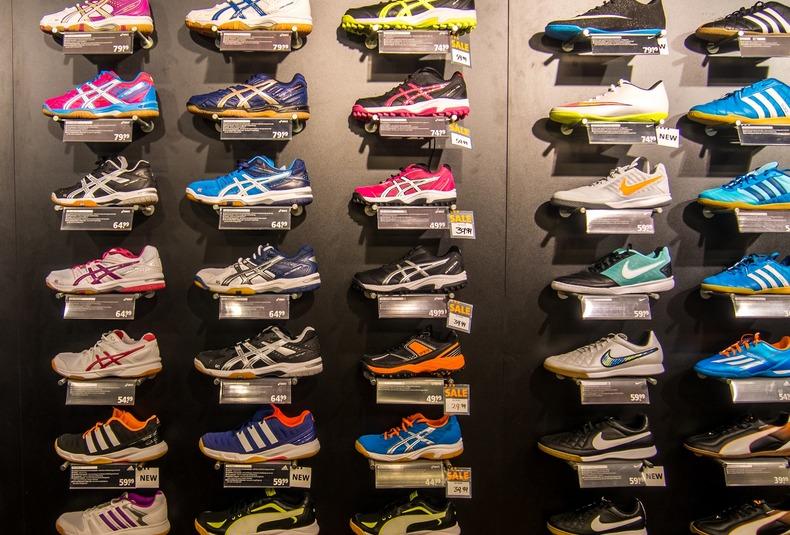 Runners Point Mode für Laufen und Sport