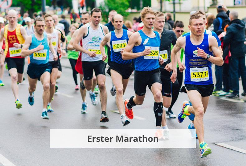 Trainingsplan Marathon: Tipps & Infos im Online Magazin