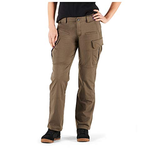 5.11 Tactical Damen Stryke Hose, Damen, Tundra, 10 Long von 5.11