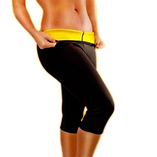 Fitness Pants Neoprene Hot Capri Body Shapers Körperformung Hosen von AILU