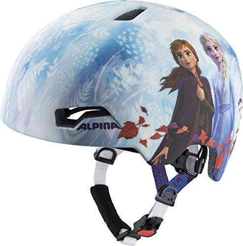 ALPINA HACKNEY DISNEY Fahrradhelm, Kinder, Disney Frozen, 51-56 von ALPINA