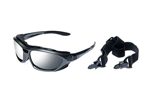 Alpland Radbrille - Sportbrille - Kitesurfbrille - Sonnenbrille ARJsIMl