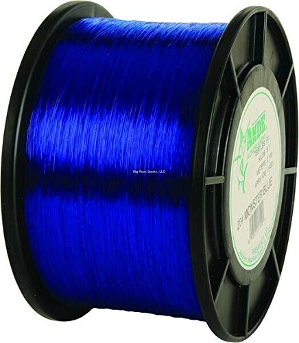 Ande Monster Fishing Lines, Blue, 9 lb/100 lb von ANDE