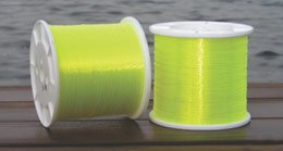 Ande Monster Fishing Lines, Yellow, 9 lb/30 lb von ANDE