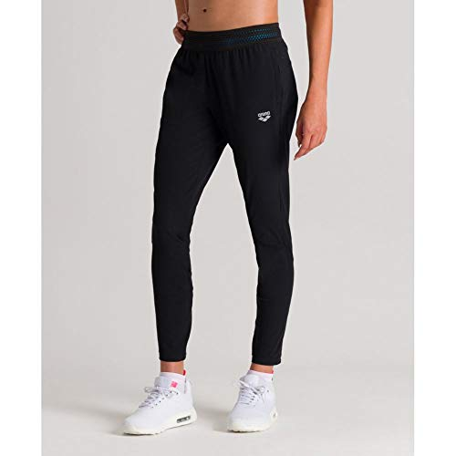 ARENA Damen Sport Hose Woven Tights, Black, L von ARENA