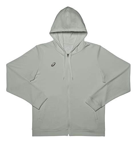Asics Zip Hoodie Größe Small Marineblau & Weiß Hoody Kapuzen