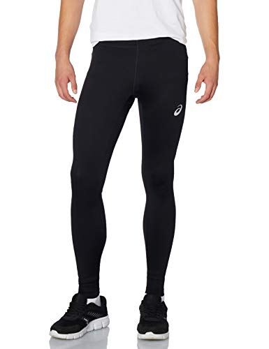 ASICS Silver Tight Leggings, Herren, Performance Black, S von ASICS