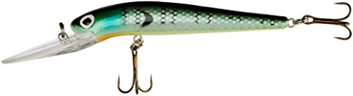 Akuna Swoose Goose Series 4.7 inch Diving Lure in Color Bluegill (Five BP 47-97) von Akuna