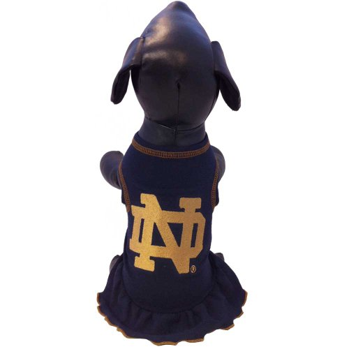 All Star Dogs NCAA Cheerleader Dog Dress, Team, Small von All Star Dogs