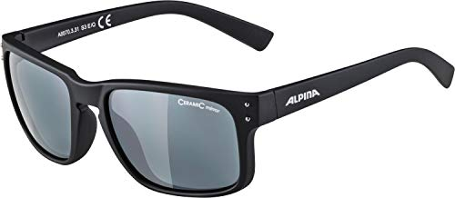 Alpina Sports Style Manja Sonnenbrille, Berry Transparent, One Size