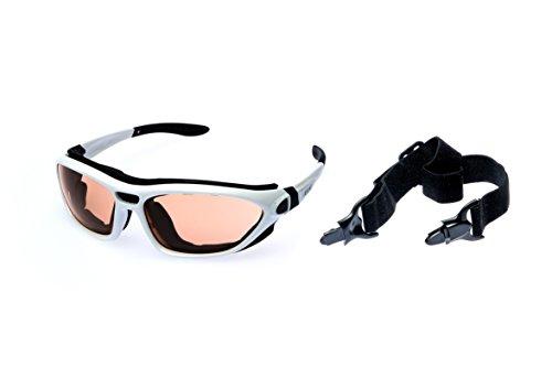 Angelsport Sonstige Mustad Mattschwarz Rahmen mit Rauchglas Sonnenbrille Outdoor Camping Fischen