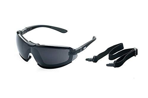 Alpland Pilotenbrille - Sonnenbrille - Gold - Verspiegelt Inkl. Softbag skDTf9