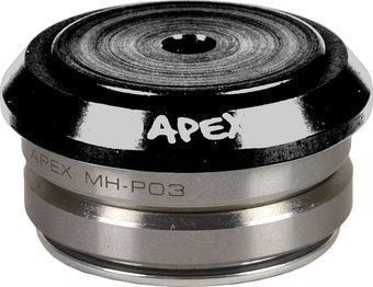 "Apex Full integrated Headset 1 1/8"" Stunt-Scooter Steuersatz schwarz von Apex"