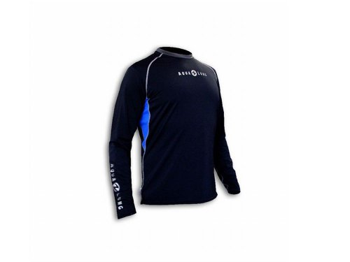 Aqualung Rash Guard Loose Fit Men Langarm Gr. S von Aqua Lung