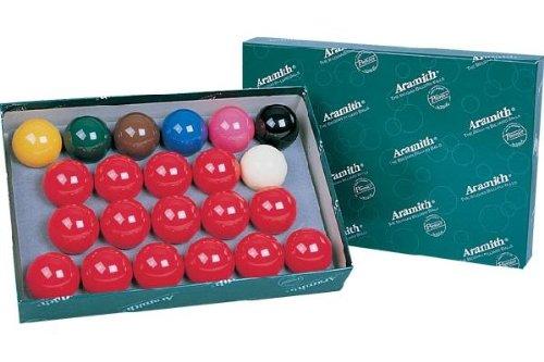 Snooker und Billard-B/älle ARAMITH Reiniger f/ür Pool-