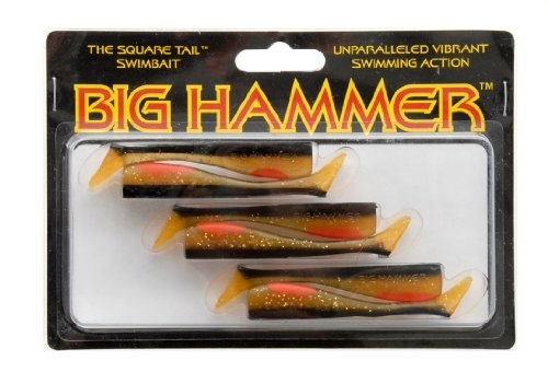 Big Hammer Swimbait Halloween 7,6 cm von BIG HAMMER