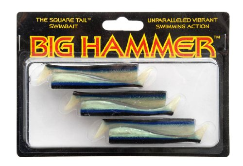BIG HAMMER Swimbait, Pacific chovy, 3 Zoll von BIG HAMMER