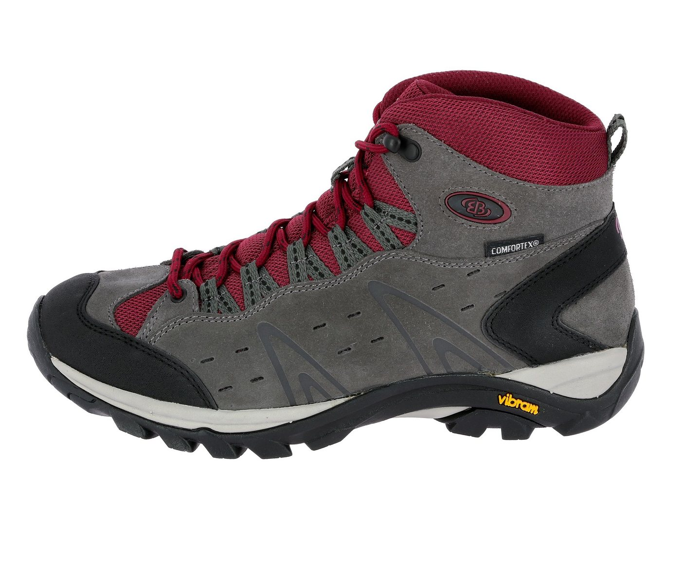 BRÜTTING »Trekkingstiefel Mount Bona High« Wanderschuh von BRÜTTING