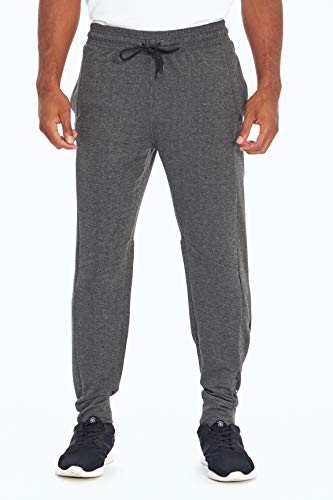 Balance Collection Herren Alva Pocket Jogger, Herren, Hosen, Alva Pocket Jogger, kohleschwarz meliert, Large von Balance Collection