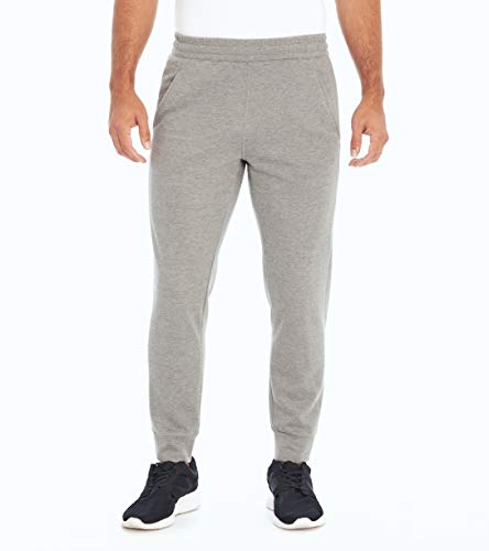 Balance Collection Herren Arlo Pocket Jogger Hosen, Mittelgrau, Small von Balance Collection