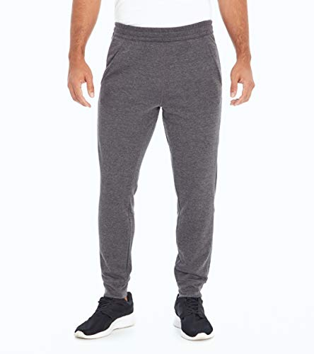 Balance Collection Herren Arlo Pocket Jogger Hosen, kohleschwarz meliert, X-Large von Balance Collection