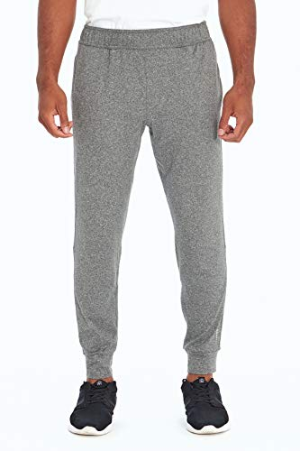 Balance Collection Herren Clive Seam Pocket Jogger Hosen, Storm Grey, Medium von Balance Collection