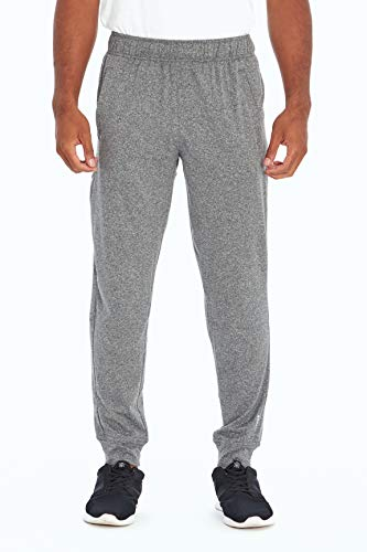 Balance Collection Herren Kern Pocket Jogger Hosen, Storm Grey, Large von Balance Collection