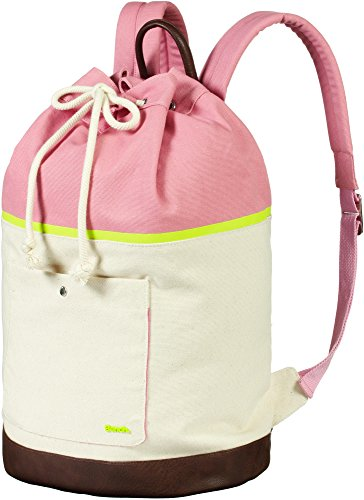 Bench Damen Interest Gymbag Rucksack, Light Pink, 42 x 30 x 50 cm von Bench