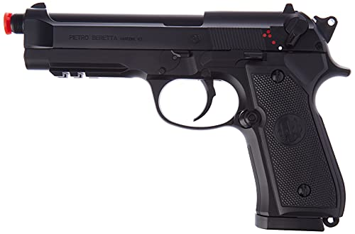 Beretta Softair 92A1 < 0.5 Joule Airsoft Pistole, Schwarz, One Size von Beretta