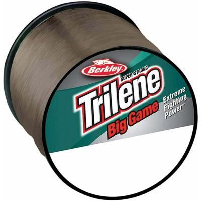 Berkley Trilene Big Game 10LB 0.25MM 1000M BRN von Berkley
