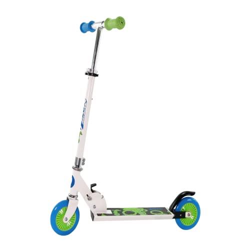 Scooter Kinder Ersatz-Räder für 2in1-Tretroller /& Snowkick-Schlitten RS-100