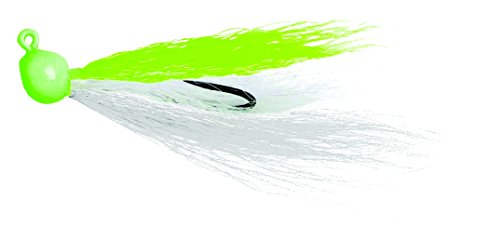 Billy Bay 902-2-2-5 Flounder Fanatic Jig, Chartreuse von Billy Bay