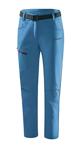 Black Crevice Damen Trekking Hose, blau, 36 von Black Crevice