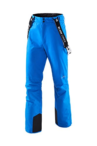 Black Crevice Herren Skihose, Electric Blue, 56 von Black Crevice