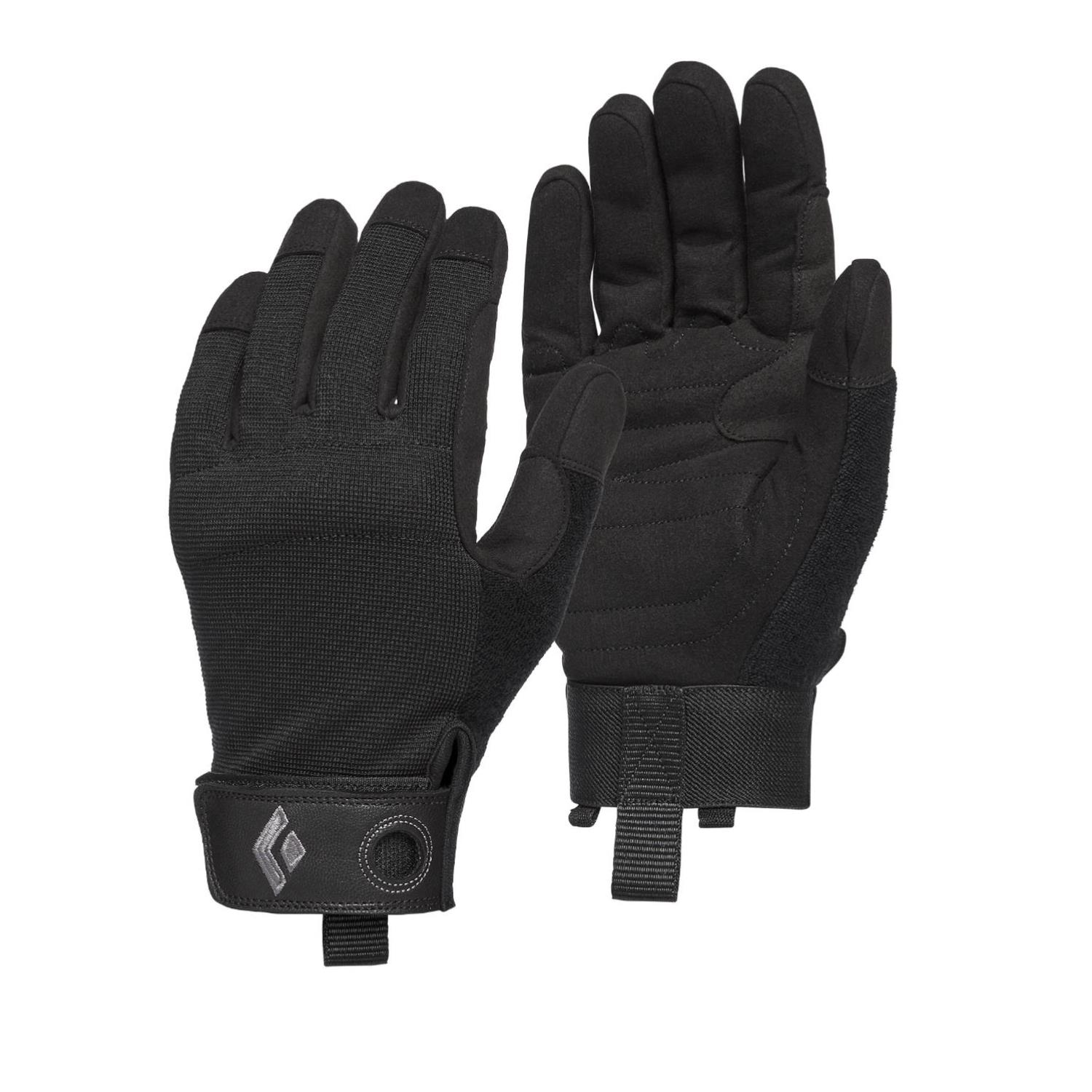 Black Diamond Crag Glove Kletterhandschuhe black von Black Diamond