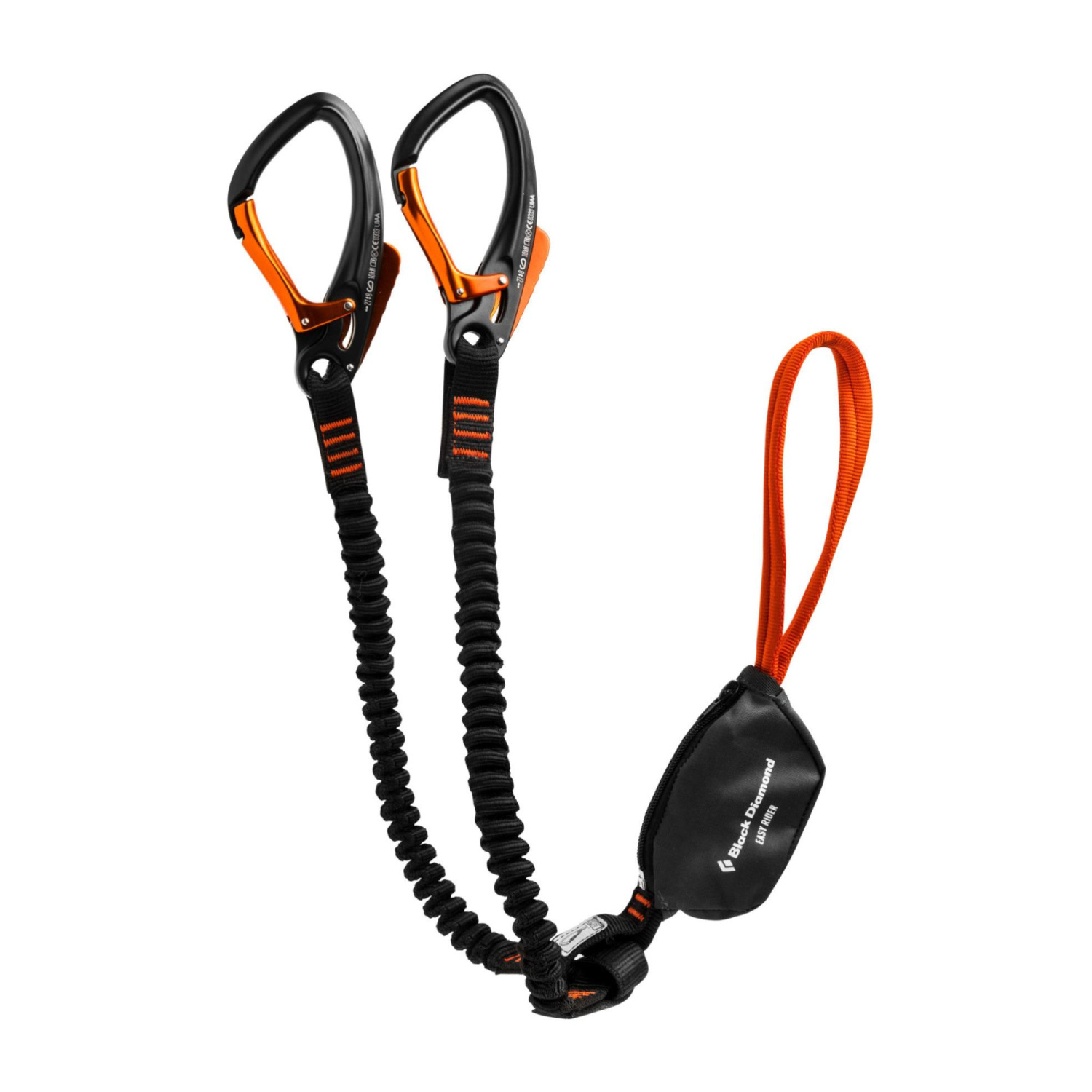Black Diamond Easy Rider Via Ferrata Set Klettersteigset von Black Diamond