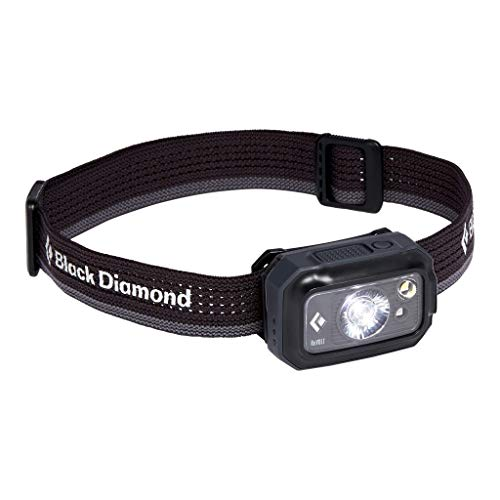 Black Diamond Unisex-Adult Revolt 350 HEADLAMP, Graphite, Lumen von Black Diamond