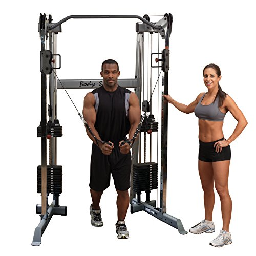 BODY-SOLID GDCC-210 Kraftstation / Cable-Crossover Functional / Training-Center von Body-Solid