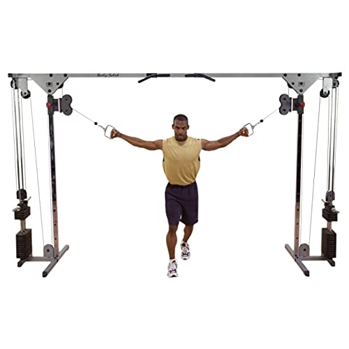 BODY-SOLID CCO-150 Cable Crossover Kraftstation Multi-Kabelzug Functional Training Center von Body-Solid