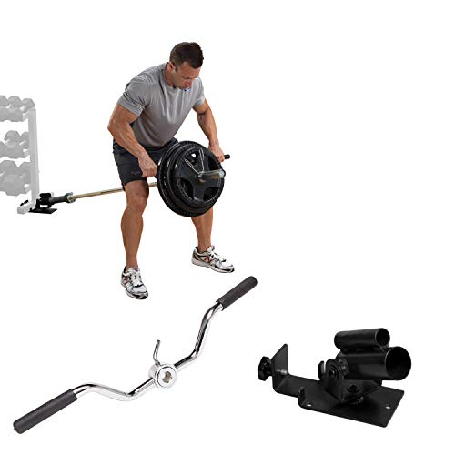 Body-Solid Spar-Paket T-Bar Row Core-Trainer Langhanteltrainer vorgebeugtes Rudern von Body-Solid