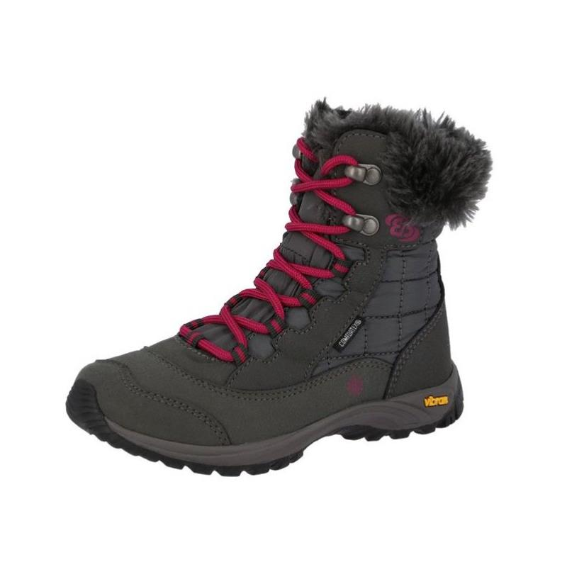 Brütting Himalaya Kids Kinder Winterstiefel grau von Brütting