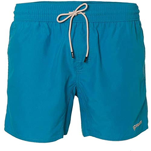Brunotti Herren Crunot N Men Short Badeshort, Methyl Blue, S von Brunotti