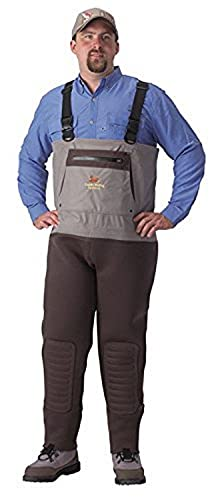 Caddis Hybrid Extreme Elements Stockingfoot Chest Wader, X-Large von CADDIS