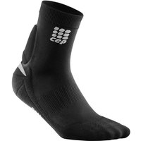 CEP Ortho Achilles Support Short Socks Women Black II von CEP